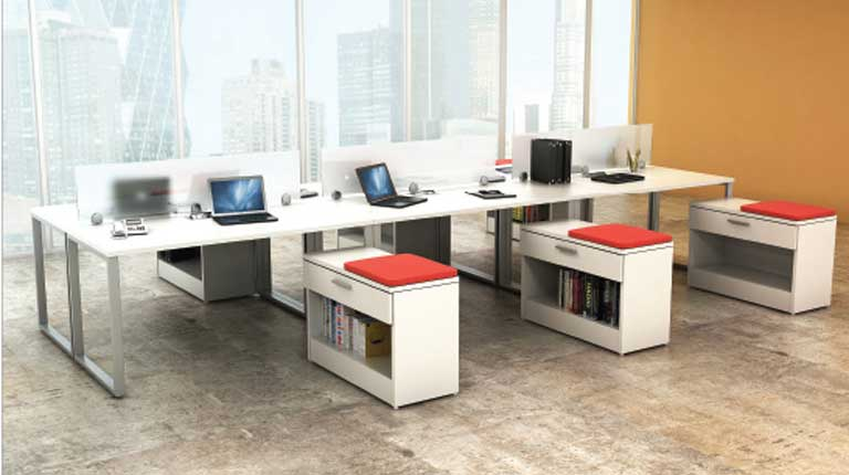 Collaborative Desks, Office Furniture North York, Toronto GTA