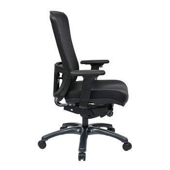 ProGrid High Back Chair, side view
