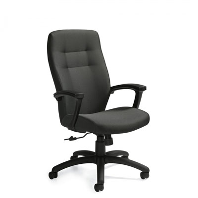 Synopsis High Back Tilter, Global Chair