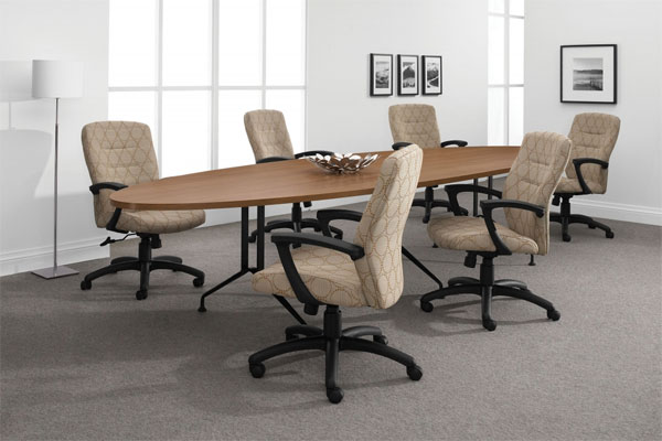 Synopsis® High Back Multi-Tilter (5080-3), Global Office Chair