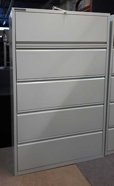 Used 5 Drawer Lateral U-10, Office Furniture North York, Toronto GTA