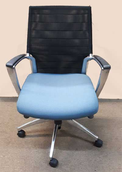 Used Global Accord Chair, Barrys Office Furniture, North York, Toronto GTA