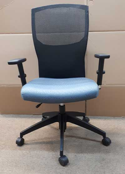Used Global Alero Chair, Barrys Office Furniture, North York, Toronto GTA