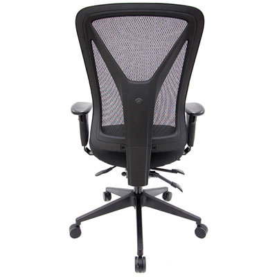 Match High-Back Office Chair, back, Icon Office, North York, Toronto GTA