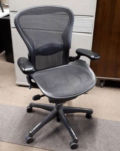 Used Aeron by Herman Miller