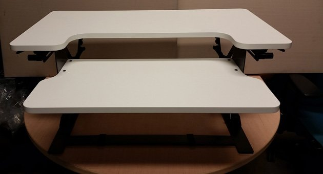 Prado Multiposition Desk Riser high, Office Ergonomic Accessories, North York, Toronto