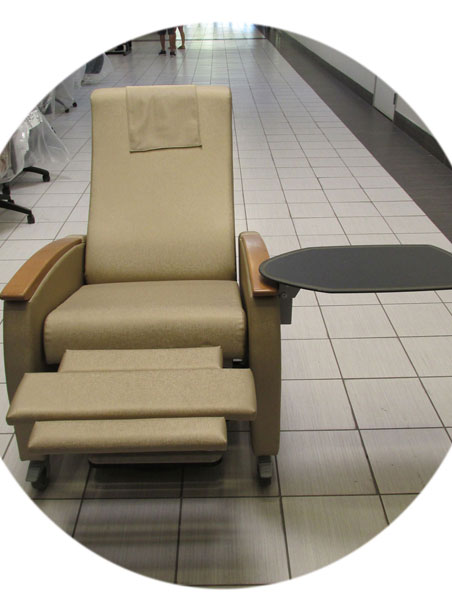 Used Motion Recliner Chair, Office Furniture Toronto GTA