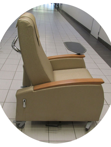 Motion Recliner Chair, Used health care chairs, Toronto GTA