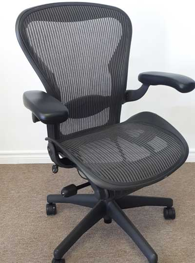 Remanufactured Herman Miller Aeron Chair, North York, Toronto