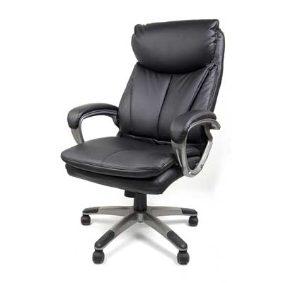 Charge – Executive High-Back Office Chair, Icon Office, North York, Toronto GTA