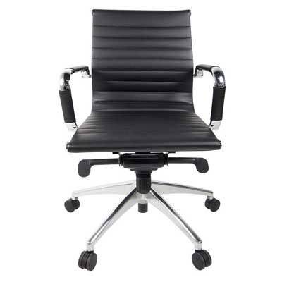 Sling Mid-Back Office Chair, Icon Office, North York, Toronto GTA