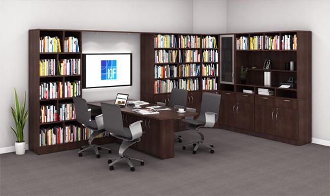 Rect Table / Storage Base / Custom Storage Units Office Furniture Toronto & Rect Table Storage Base Custom Storage Units Toronto