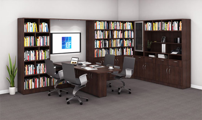Rect Table / Storage Base / Custom Storage Units, Office Furniture Toronto