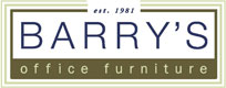 Barry's Office Furniture Logo