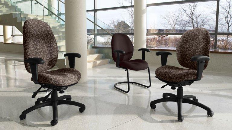 Ergonomic Task Seating Office Furniture Toronto