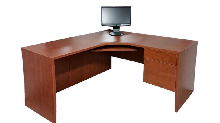 Home desks. Computer desks, straight desks. Wood Veneer, laminated, glass. Classic, modern. Canadian made, imported. Visit our show room in North York, Toronto, located at 134 Cartwright Avenue and our office furniture specialist will help you choose the perfect desk for your needs.