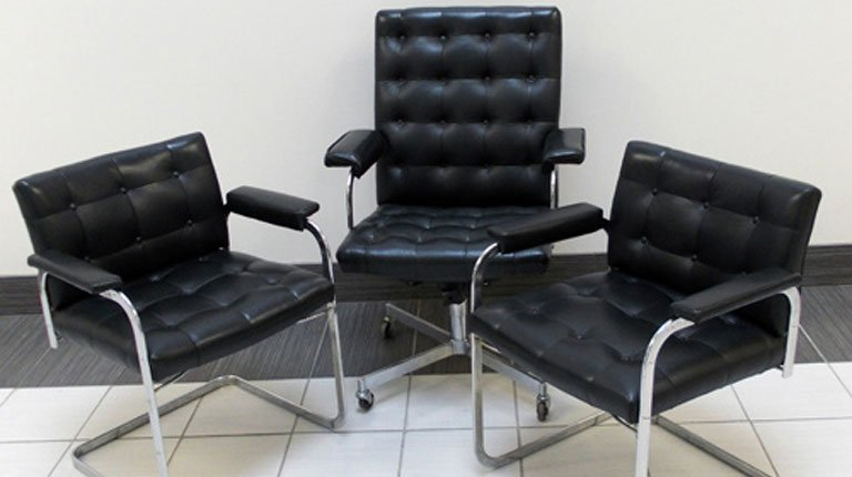 Vintage Office Chairs - Movie Rentals
