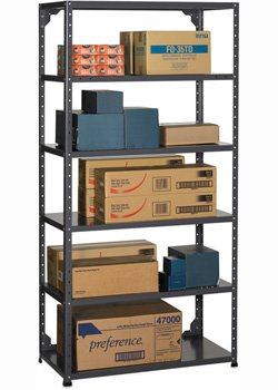 Metal Shelving 18