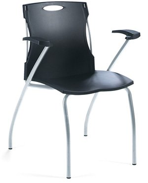 flex nest armchair guest and stacking chairs office furniture