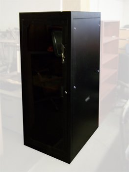 Used Server Security Cabinet