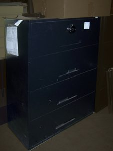Used Fixed Front Lateral Files