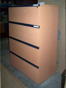 4 Drawer Lateral U-6