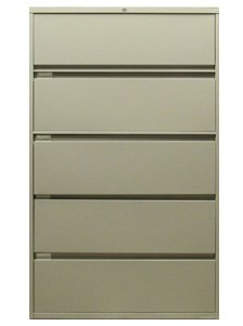 5 Drawer Lateral - Steelcase