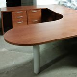 U-Shape Desk Suite