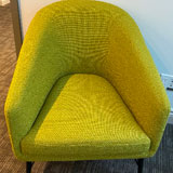 Vintage Green Armchair