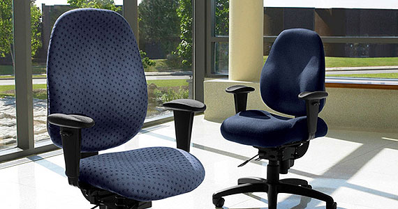 Global Dexter Executive Seating Office Furniture