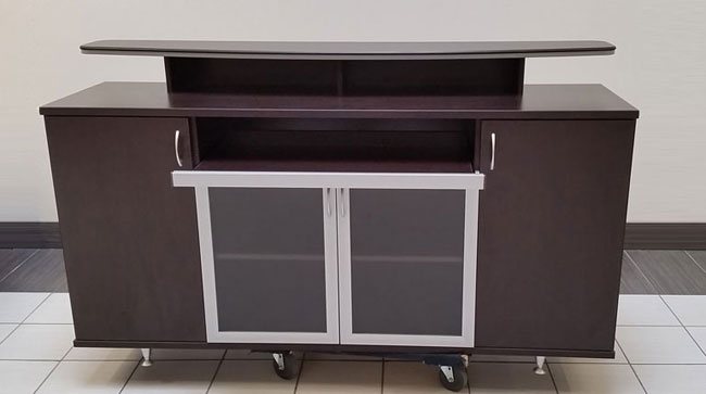 Global Bungee Buffet Credenza