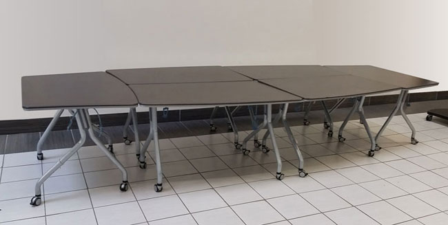 Global Bungee Modular Conference Table