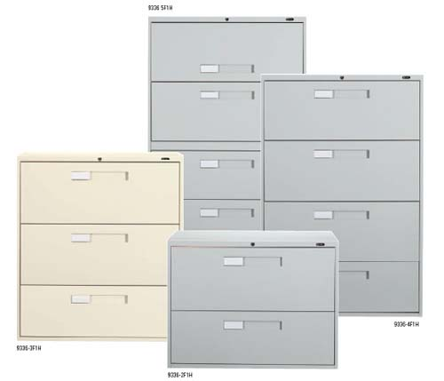Fixed Front Lateral Files 9336, Office Filing Cabinets, North York, Toronto