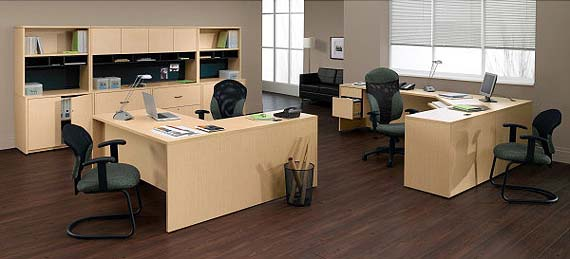 Global Genoa Workstations, Office Desk and Workstations, North York, Toronto