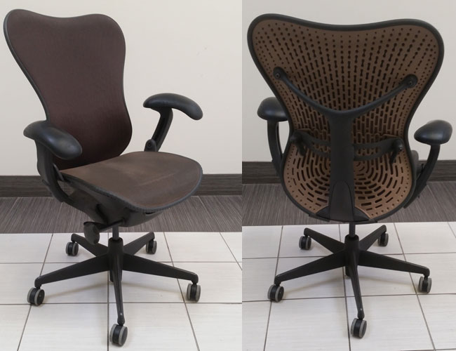 Used Herman Miller Mirra Ii Ergonomic Chairs Office Furniture Toronto Gta