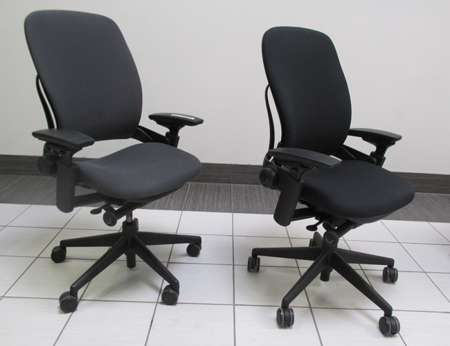 Used Steelcase Leap V2, Office Used Chair, North York, Toronto