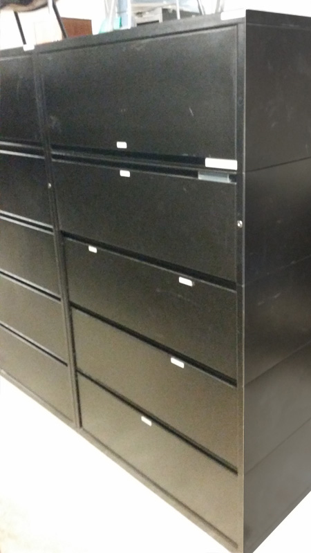 5 Drawer Lateral, Office Used Drawers, North York, Toronto