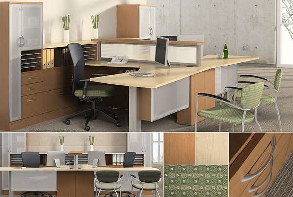 Teaming WZ-103, Office Desk and Workstations, North York, Toronto