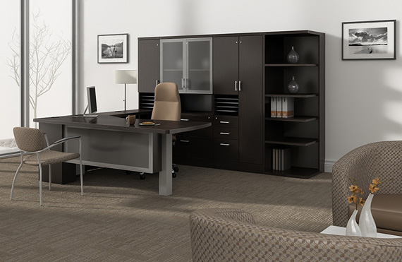 Executive Wz 102 Office Desk And Workstations Downtown Toronto