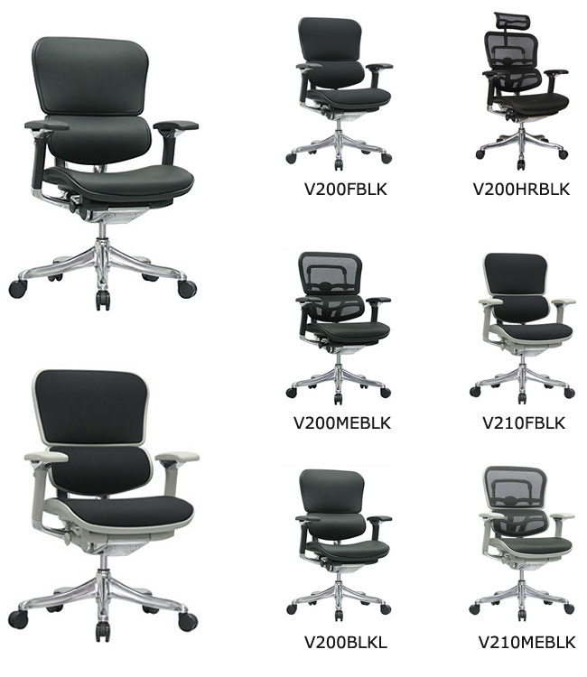 Ergohuman V2 Chair, Office Seating, North York, Toronto