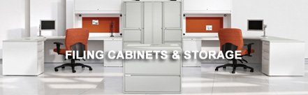 Filing Cabinets and Office Storage Solutions