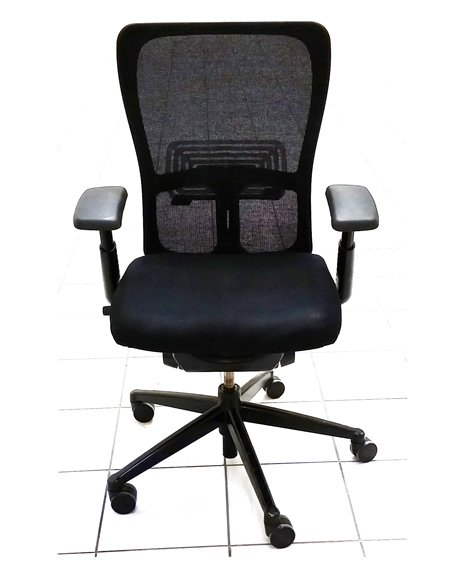 Used haworth zody task chair downtown toronto - Hayworth office furniture ...