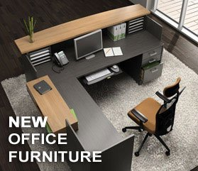 New Office Furniture In Downtown Toronto