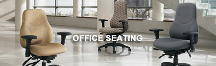 All type of office chairs