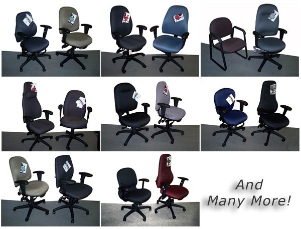 Global Chairs On Clearance, Office Seating, Downtown Toronto