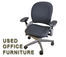 Used Office Furnitire in Downtown toronto: Used Chairs, Used Desks, Used Cabinets, Used Cubicles, Used Tables